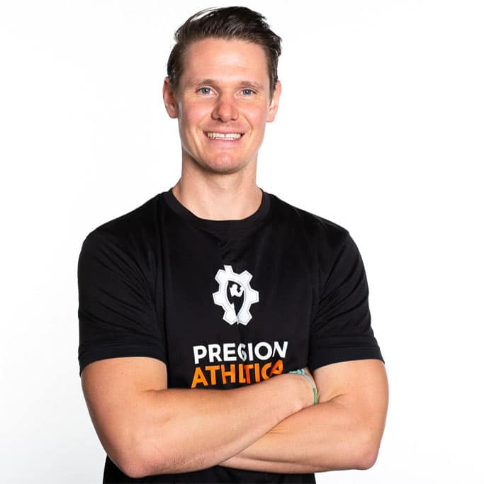 Nils Hestermann | Strength & Conditioning Coach | Precision Athletica