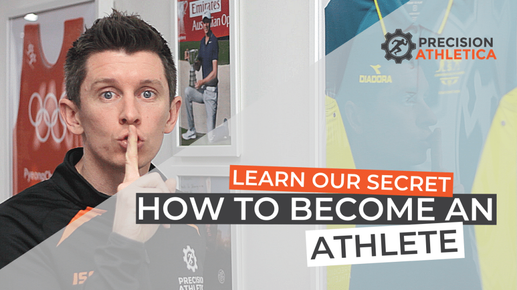 How to become an Athlete