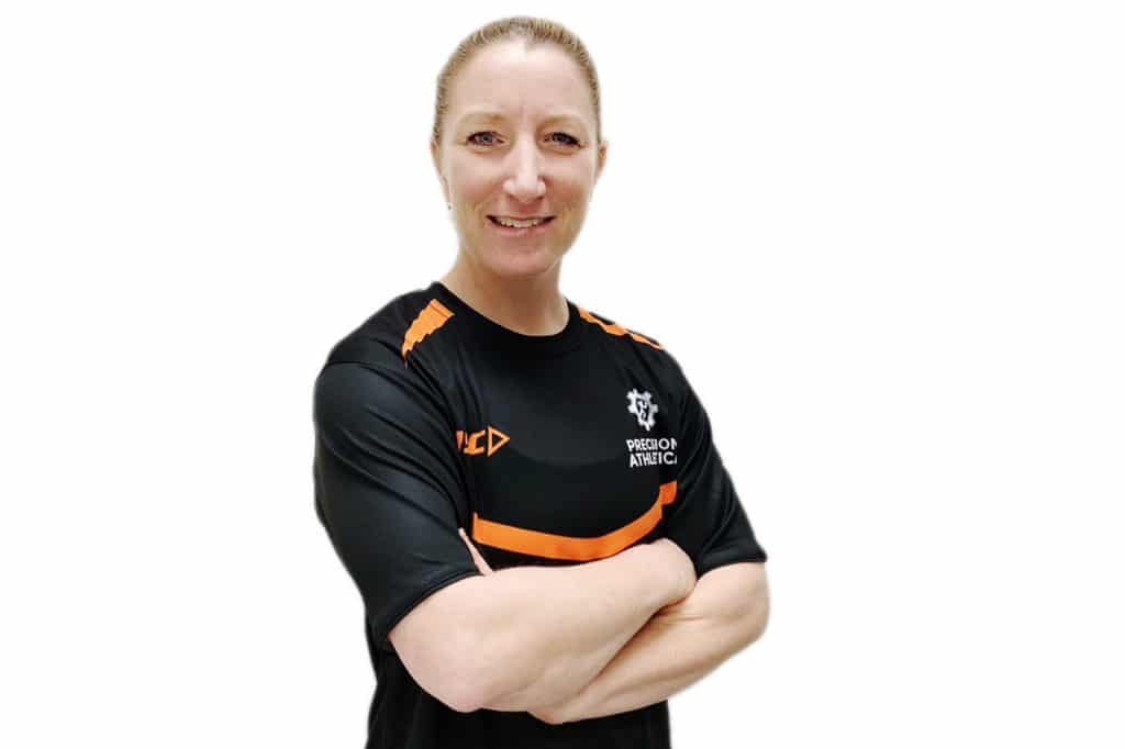 Nicola Mepstead | Physio | Precision Athletica