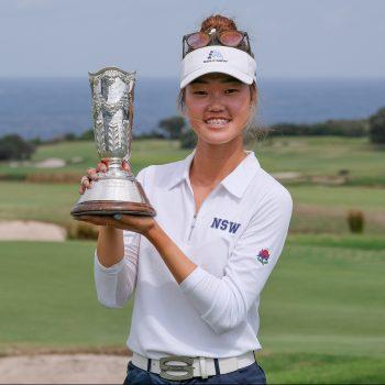 Grace Kim Golf
