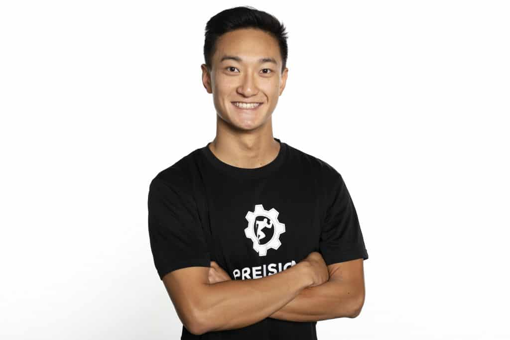 Justin Trang - Running Coach