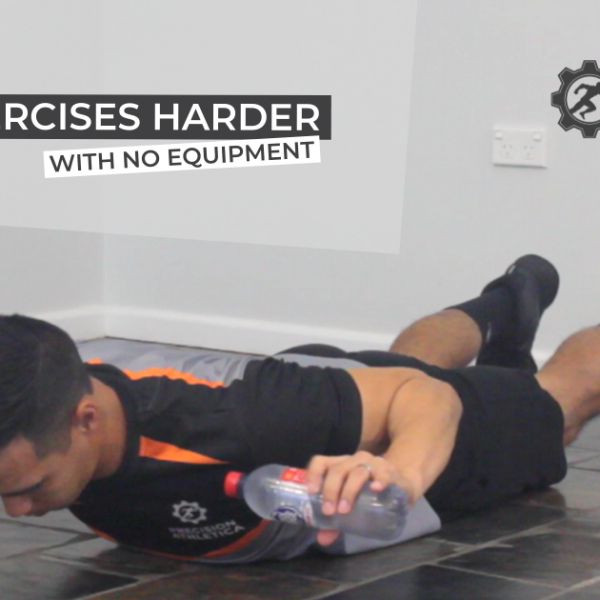 How To Make Home Exercises Harder