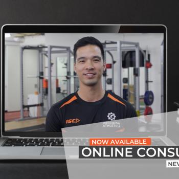 Online Consultations at Precision Athletica