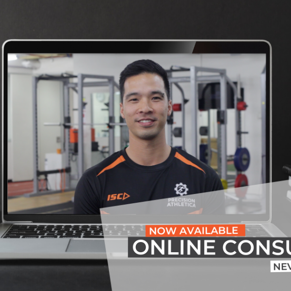 Online Consultations at Precision Athletica