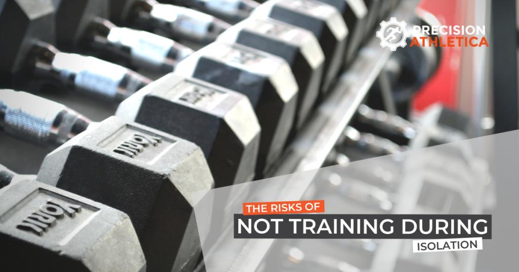 Risks of not training