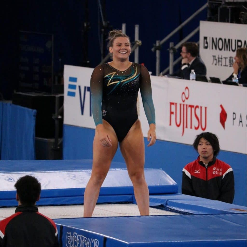 Imogen Florian | Gymnast | Precision Athletica