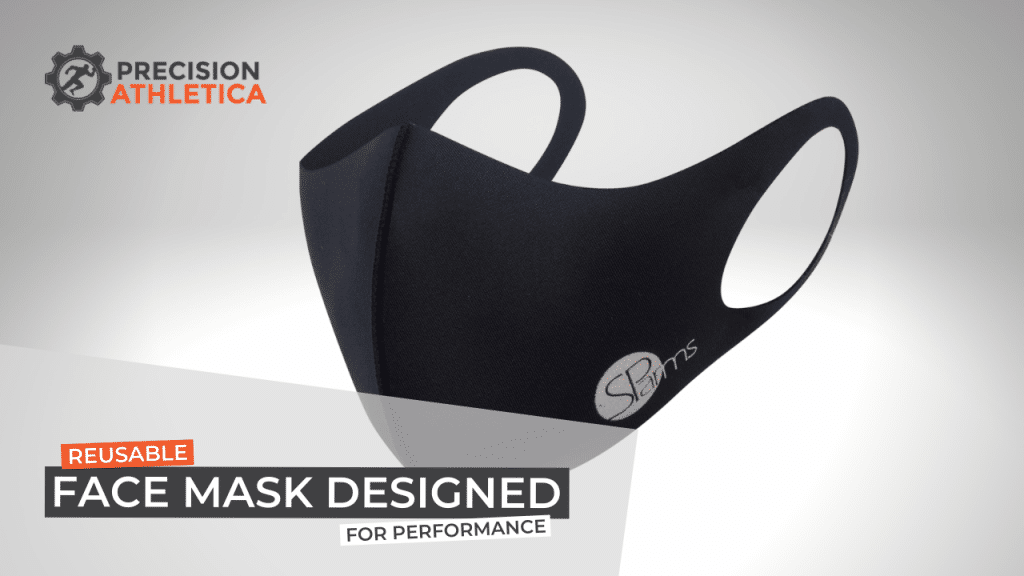 Reusable Face Mask Designed for Performance