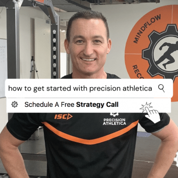 Get started with Precision Athletica