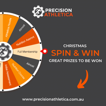 Christmas Spin and Win Prize Guide