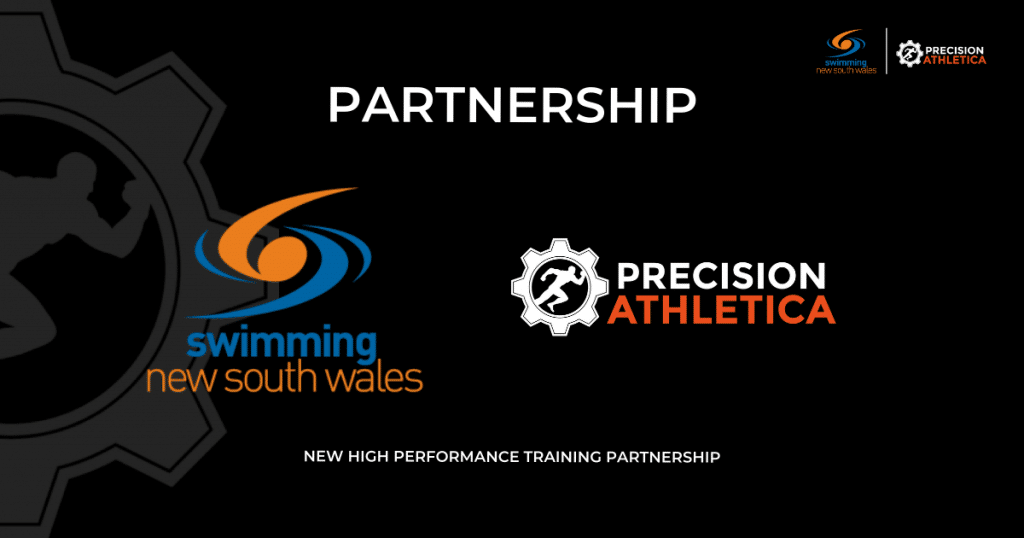 Swimming NSW and Precision Athletica partner for high performance