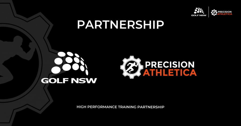 Golf NSW and Precision Athletica