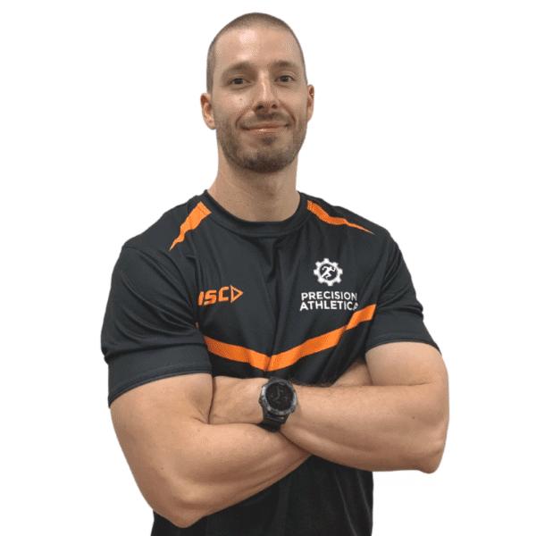 Sam Drummond   Strength Coach Precision Athletica
