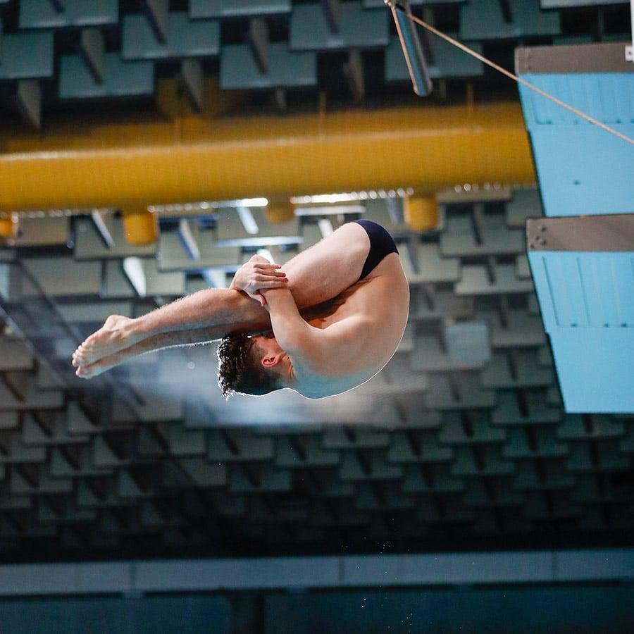 Harry Gresham Diving
