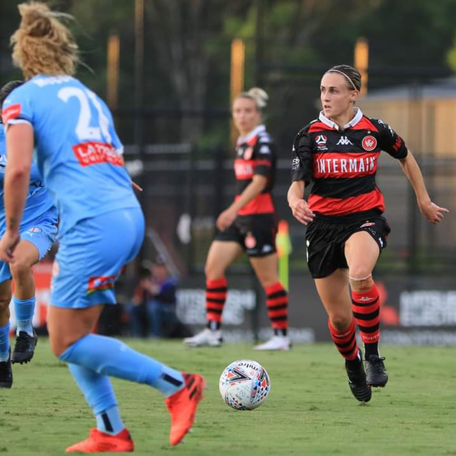 Olivia Price Football | Precision Athletica