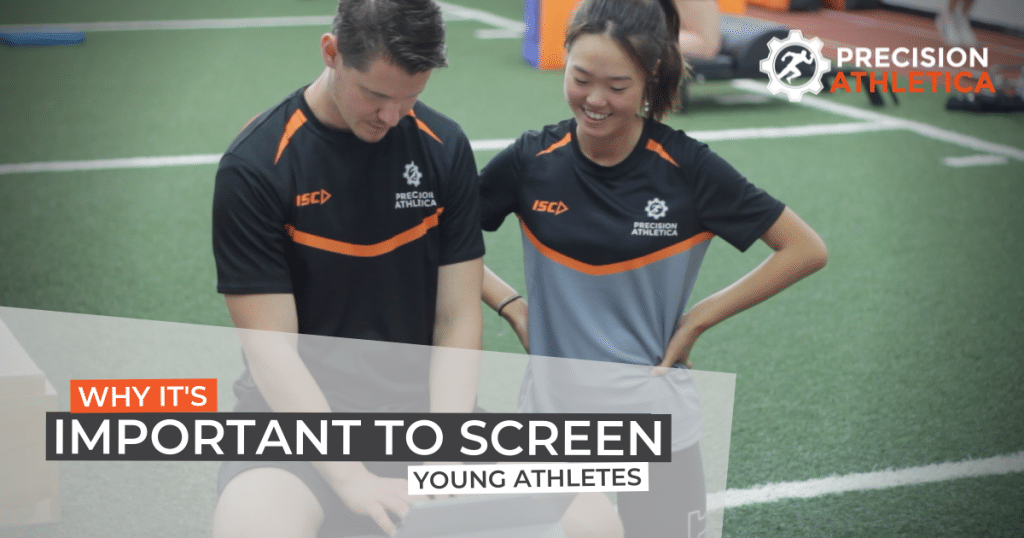Screen Young Athletes