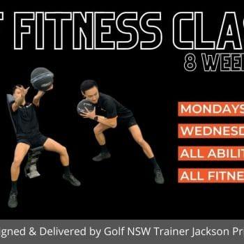 Golf Fitness Class